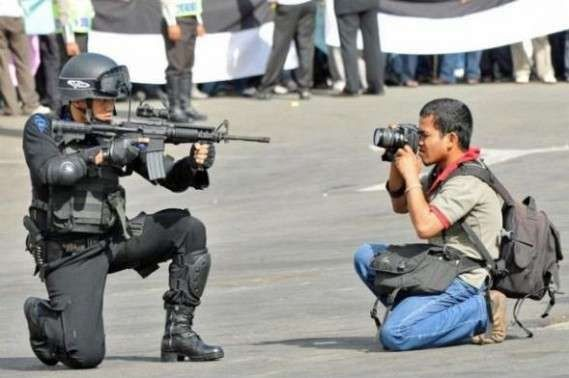 photographe vs soldat