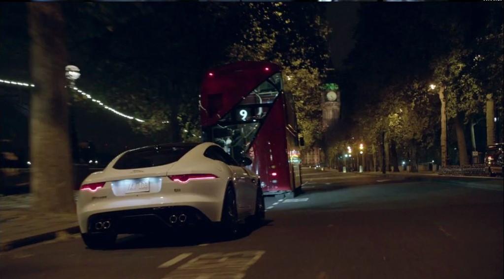 Jaguar USA publicité du Big Game